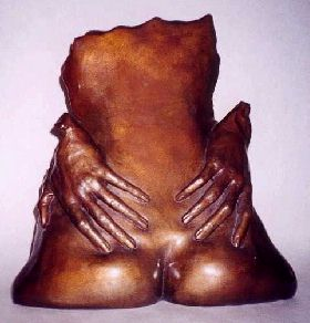original bronze bodycasting